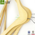 Wholesale New Style Wall Wood Clothes Hangers , Wooden Hanger for Clothes