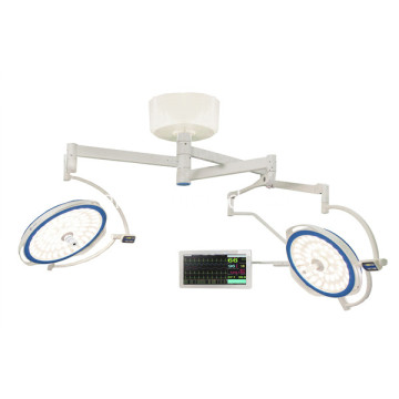 Double Dome Ceiling OT Light مع الكاميرا