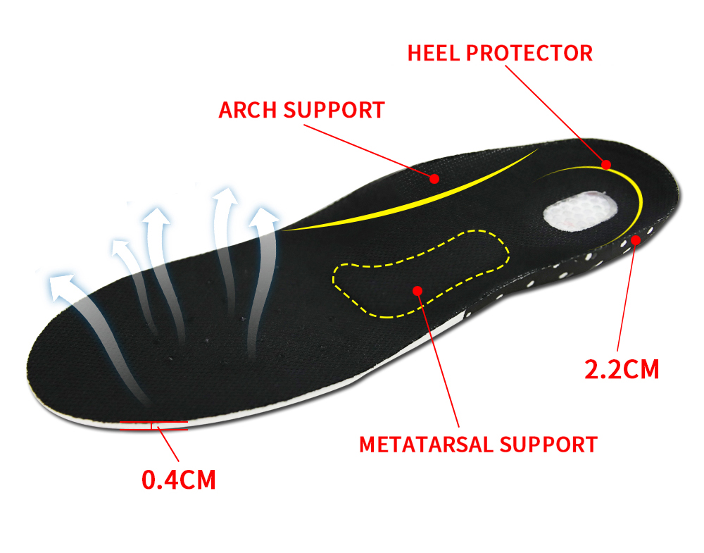 Arch Support Flat Feet insoles