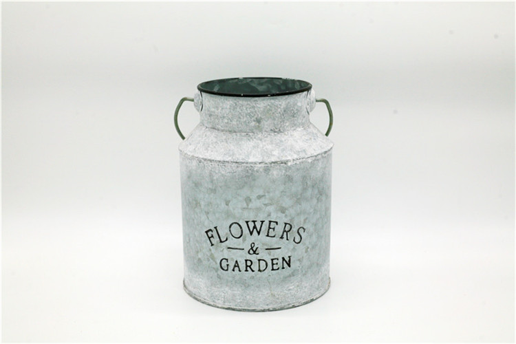 European Vintage Flower Plant Pot