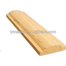 moulure de plafond en bois de teck