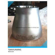 Saf2205 Uns32750 Pipe Fittings Duplex em aço inoxidável Redutor