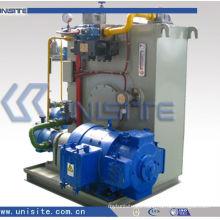 Engranaje de dirección de la paleta E-hidráulico de la alta calidad (USC-11-007)