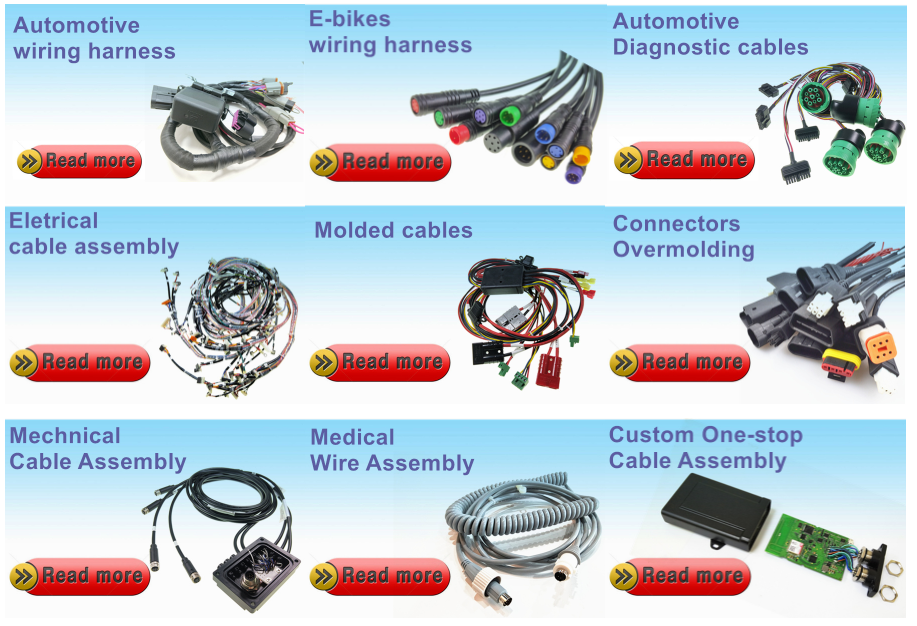 wire harness products