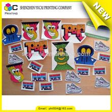 China supplier custom waterproof skin sticker printing and vinyl sticker printing for sale