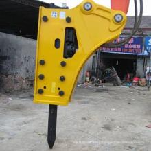 High quality hydraulic demolition hammer breaker rock