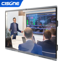 Factory Supply Discount Price School Education Conference Interactive Panel 86 Inch 4K All In One PC Business White Board