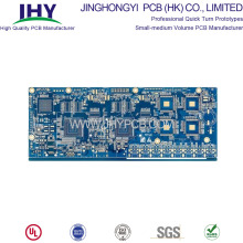8 Layer Immersion Gold Impedance Controlled PCB