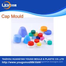 High quality plastic oil bottle cap moulds
