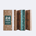 2021 hot advent calendar cosmetics packaging display box