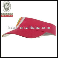 2014 Cotton Twill Sun Visor Cap Hat in new design