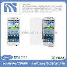 3200mAh externa caso do carregador de bateria para Samsung Galaxy S3 III i9300