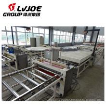 pvc gypsum ceiling board lamination machine pvc gypsum ceiling board lamination machine      Gypsum board/plasterboard lamination machine: