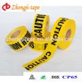 PE safety warning tape