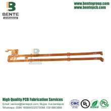 Printer Flexible PCB Impedance DuPont Polyimide