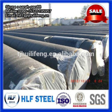 Cement mortar lining anticorrosive spiral steel pipe manufacturer
