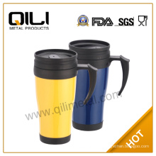 BPA free double wall car cup