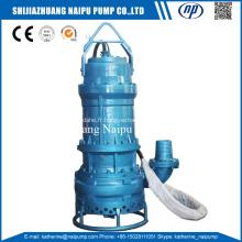 Pompe submersible de dragage de sable de rivière