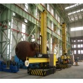 Large Pressure Vessel Welding Column and Boom