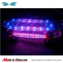 High Quality LED Fleshing Penny Skateboard for Cheap Sale