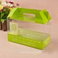 Großhandel gedruckt klar PVC-Verpackung Süßigkeiten Geschenk-Boxen