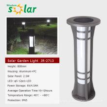 Nouvelle Chine Wholesale CE borne solaire led s'allume en plein air bollard éclairage (JR-2713) led