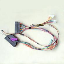 Auto-Dashboards konsolenspezifische Kabelbäume