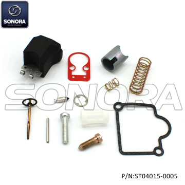 BING 85 SACHS MOPED HERCULES NO7 10MM Carburador REPARE KIT (P / N: ST04015-0005) qualidade superior