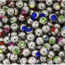 14G 5mm Gem Balls corpo jóias jóias acessórios