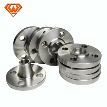 Brida de tubo de acero al carbono de acero inoxidable de alta calidad