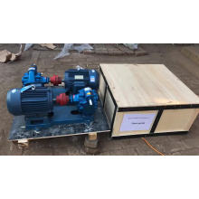 cheap cost high performance cast iron gear oil pump