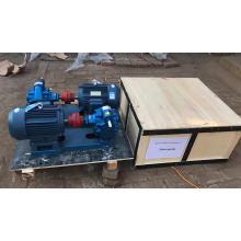 Pompes à huile à engrenages à entraînement magnétique en fonte KCB