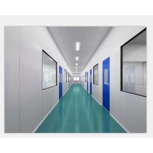 Projeto personalizado do turnkey farmacêutico ou sala desinfetada do laboratório