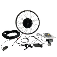 CE Approved electric bike kits 26inch 27.5inch 700C 28inch 48v1000w controller built in motor electric bike conversion Kits