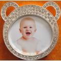 Lovely Bear Form Bilderrahmen für Baby