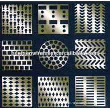 Steel Punched/Perforated Metal Sheet