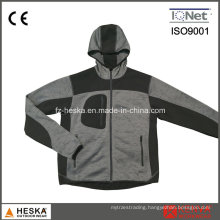 Knitted Softshell Wear Outdoor Knitted Jacket