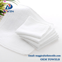 Cheap price 100 cotton disposable hot airline towel made in China Cheap price 100 cotton disposable hot airline towel made in China