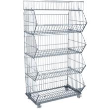 Stockage et top vente en gros conteneurs pliable de stockage conteneur conteneurs de stockage
