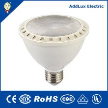 Economia de energia branca quente E26 16W 11W LED PAR Lamp