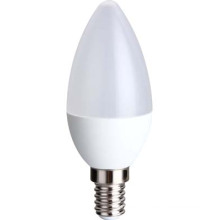 Ce, RoHS LED Candles Lamp C30 6.5W 560lm