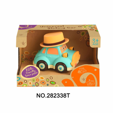 Cartoon Car W/Light & Music Toys for Child