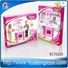Hochwertige lustige Spielzeug Küche Spiel Set Kunststoff Mini Küche Set Spielzeug für Kinder für Großhandel