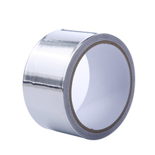 Ruban auto-adhésif en papier d'aluminium résistant à la chaleur