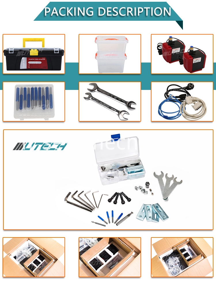 mini cnc router for metal sheet