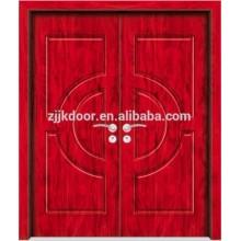 JK-MW9002melamine interior door/melamine door skin/wood door press machine