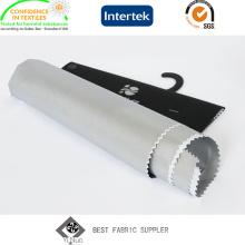 Серебро с покрытием 100% Полиэстер тафты плотные ткани для штор /Car тело охватывает