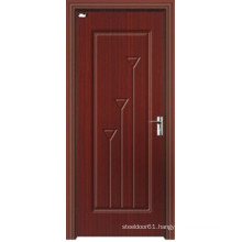 PVC Laminated MDF Wooden Doors