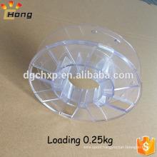 3d filament empty clear filament spool