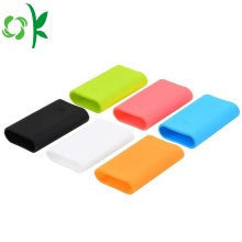Trường hợp Powerbank Silicone Mobile Powerbank Shell Case